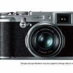 Fujifilm FinePix X100 – schicke Kamera