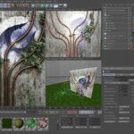Cinema 4D Screenshot für Fotografen Visualize 3D Rendering