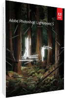 Adobe Lightroom 5 Software