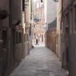 Venedig mit Tiltobjektive Lensbaby, Original Venedigfoto