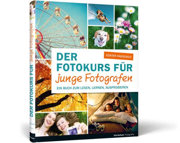 neue Auflage: der Fotokurs für junge Fotografen