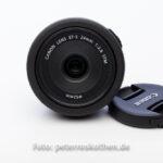 Canon EF-S 24mm f/2.8 STM Objektiv Test