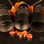 Vergleich Tamron Makro vs Canon Makro Objektiv