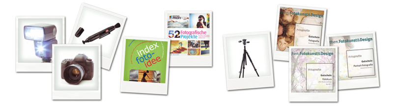 Geschenk für Fotografen - Ideen für Geschenke, Gutscheine für Fotografen