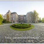 Panoramafoto Schloss Neersen
