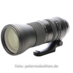 Neue Tamron SP 150-600mm F/5-6.3 DI VC USD G2 verbessert – Version 2