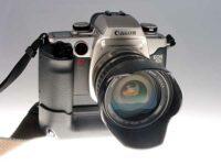 Canon EOS 50e - Analoge Kamera