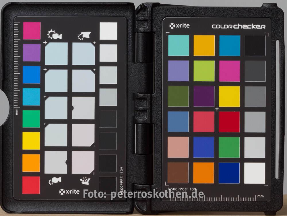Kamerakalibrierung Mit X-rite Colorchecker Passport Und Datacolor Spydercheckr