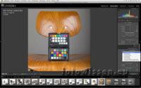 Das Korrekturprofil steht beim ColorChecker Passport im Reiter Kamerakalibrierung zur Verfügung