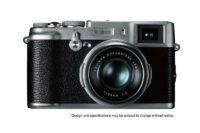 Fujifilm FinePix 100 - retro Aussehen mit moderner Digitaltechnik