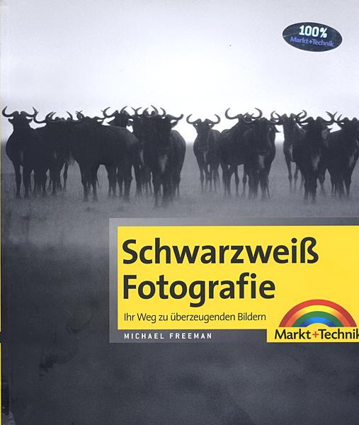 Schwarzweiß Fotografie Fotobuch – Buchrezension