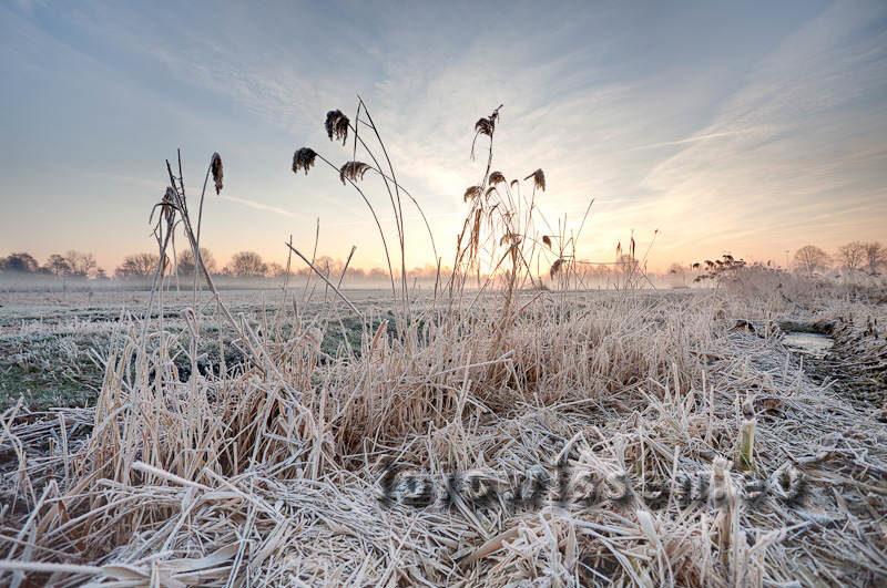 Landschaftsfoto aus HDR gemappt