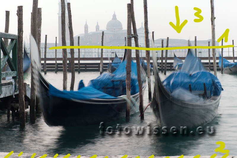 Foto verbessern - Analyse des Fotos - Online Fotokurs