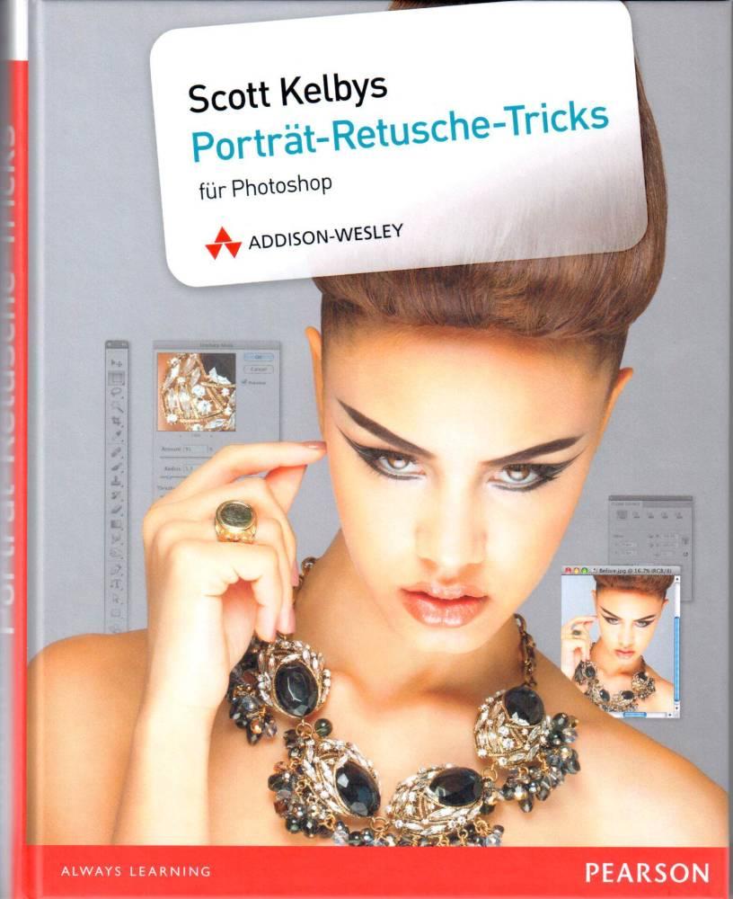 Portrait Retusche Tricks – Buchempfehlung Für Fotografen