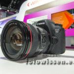 EOS 6D von Canon auf der Photokina