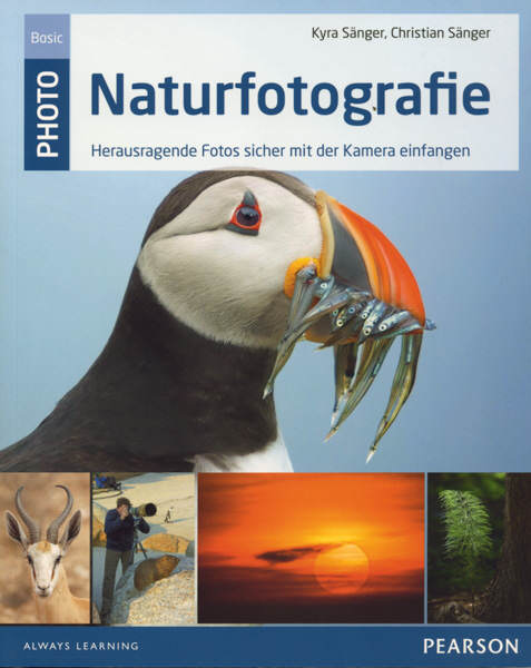 Naturfotografie Pearson Verlag – Buchrezension
