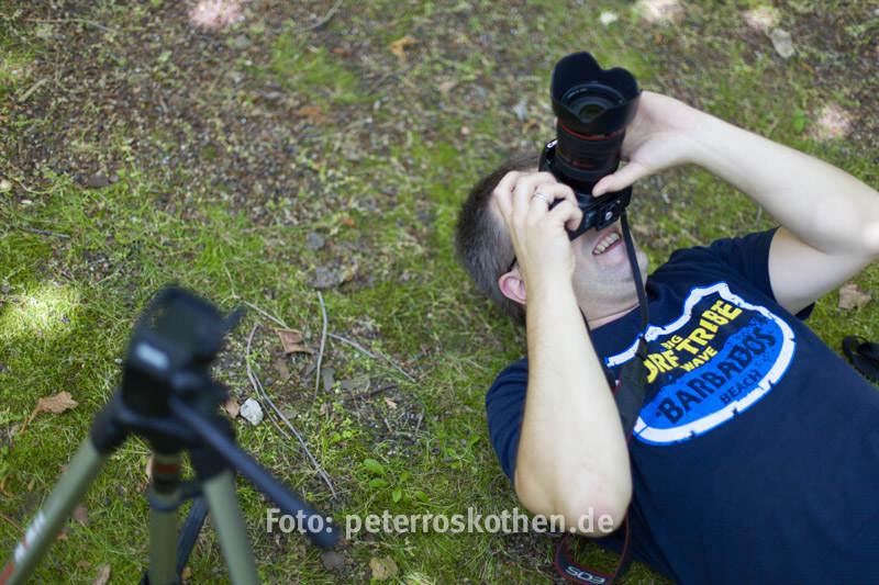 Fotoergebnisse Fotoexkursion Botanischer Garten Krefeld