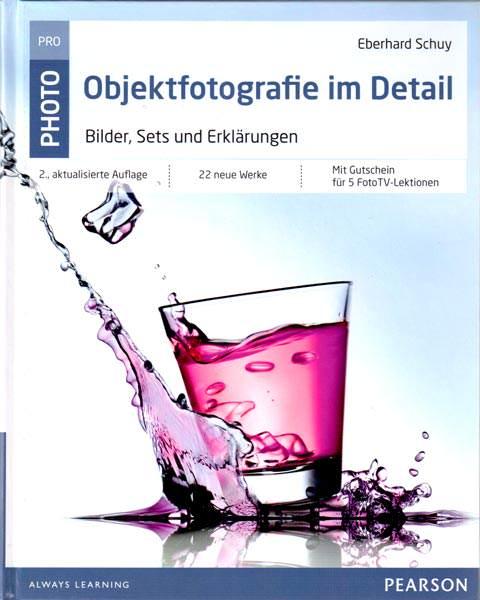 Objektfotografie Im Detail – Buchrezension Für Fotografen