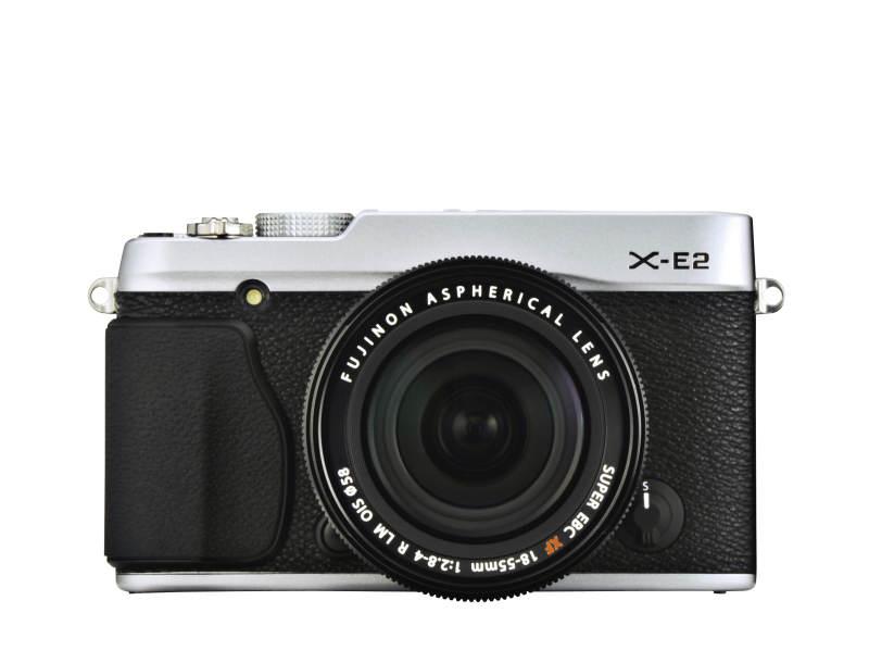 X-E2_Silver_Front_18-55mm