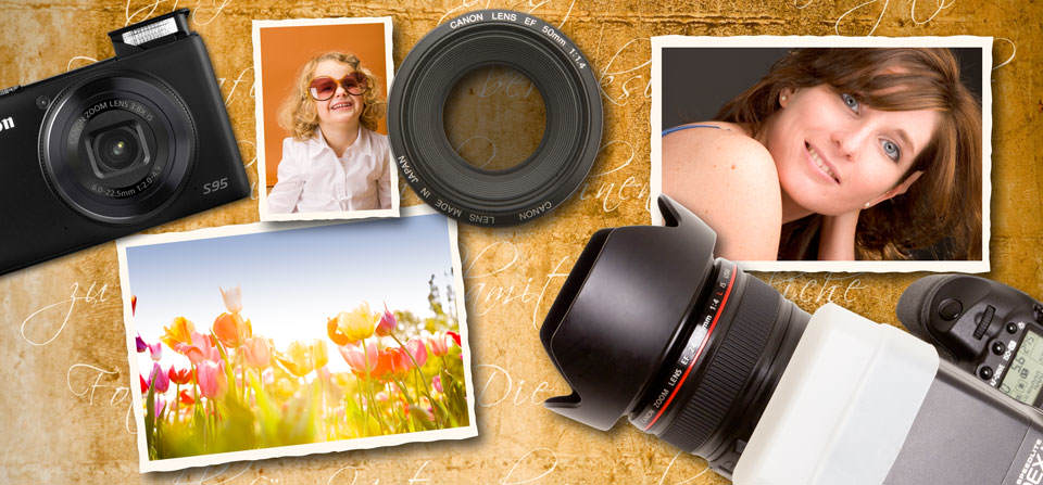 Fotokurs digitales Fotografieren lernen - Geschenkgutschein Fotokurs