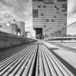 Architekturfotos Hafen Düsseldorf