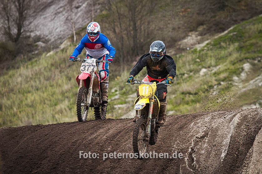 Sportfoto Motocross - Foto Peter Roskothen