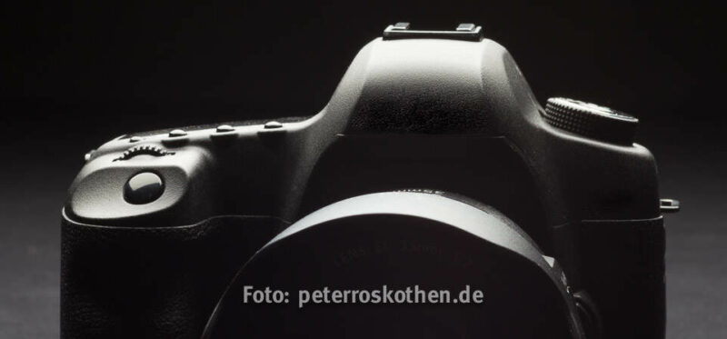 Warum eine gute Spiegelreflexkamera?- Die digitale Spiegelreflexkamera