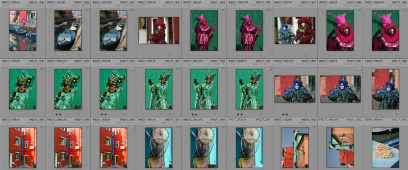 Fotoverwaltung Archivierung Software Fotobearbeitung