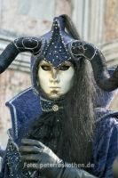 Karneval in Venedig Masken - Niemals billige Blitze!