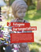 Fotogene Gartengestaltung - Garten Fotografie mal ganz anders