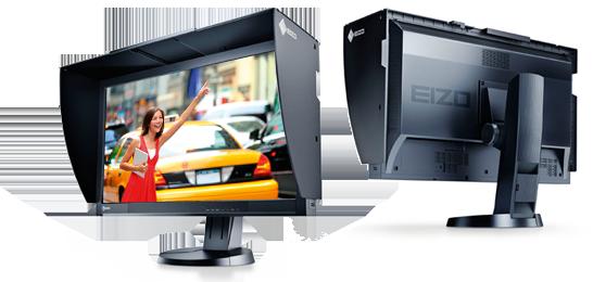 die besten Monitore für Fotografen von EIZO