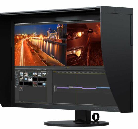Eizo CG319X ColorEdge - der Monitor für Profifotografen, Videografen und Desktop Publisher