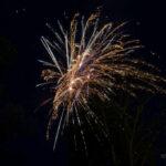 Feuerwerksfotografie Foto