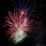 Feuerwerksfotografie Bild
