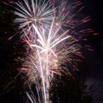 Feuerwerkfotografie Bild