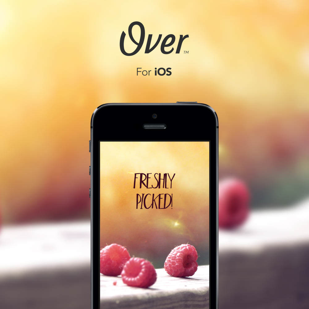 Over – Iphone Fotoapp Gratis Im App Store Von Apple