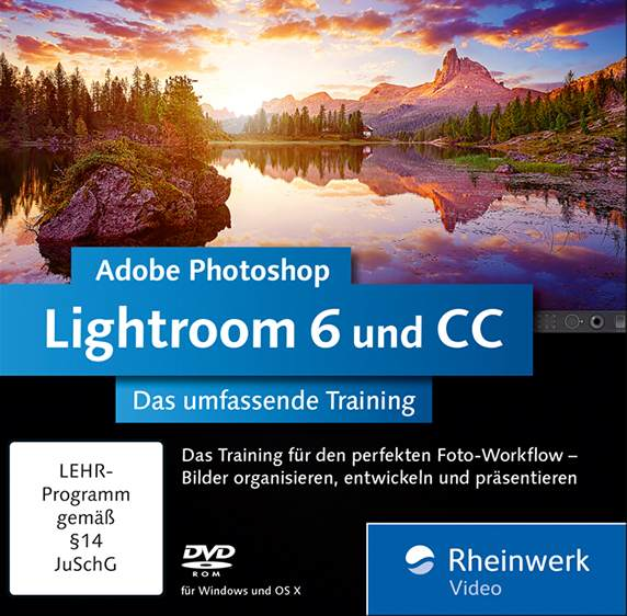 Photoshop Lightroom 6 Und Cc Lernsoftware Rezension