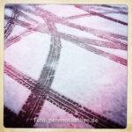 Quadratisches Foto mit iPhone und Hipstamatic