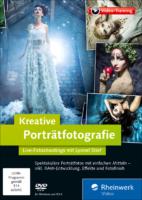 Kreative Portraitfotografie Video Training Rheinwerk Verlag