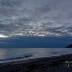 Sunrise at Bray Beach