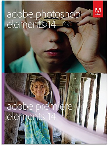Angebot Adobe Photoshop Elements 14 & Premiere Elements 14