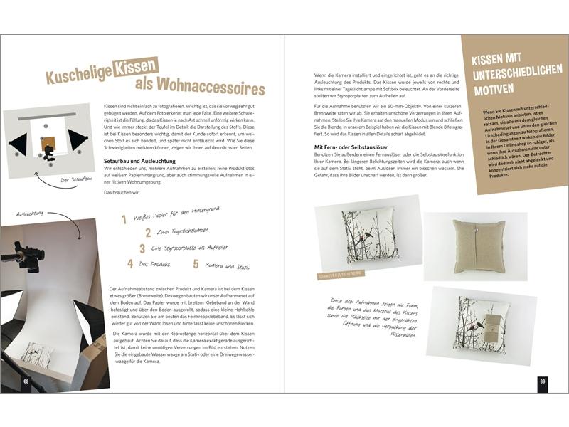 Bilder Die Verkaufen - Buch Produktfotografie im Internet - Buchrezension