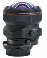 TS-E 17mm f/4L Shift