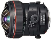 Canon TS-E 17mm Shift- und Tiltobjektiv