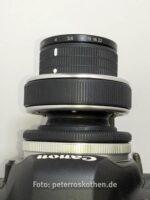 Lensbaby Edge80 Tilt Zentriert