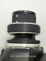 Lensbaby Edge 80 Tilt Zentriert