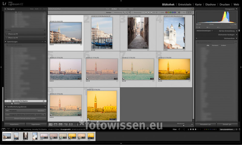 Preiswertere Software als Lightroom Bildbearbeitung - Alternative