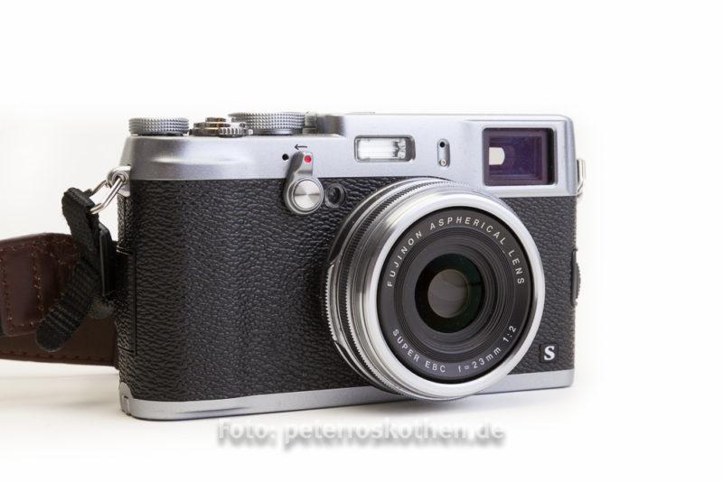 Meine Traumkamera im Test: Fujifilm X100S