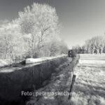 Infrarote Fotos, Grefrath, St. Hubert, Kempen, Monochrom