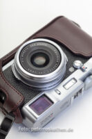 Die digitale Retrokamera Fujifilm X-100S